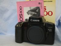 ' 100 NICE SET ' Canon EOS 100 SLR Camera +   Inst + Hove Inst £17.99
